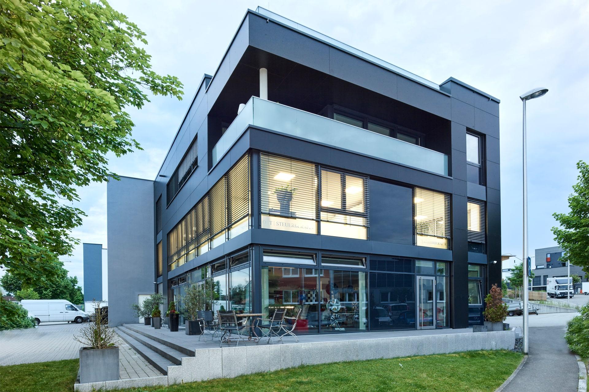 Gebäude | Ott Steuerberater in Korb im Rems-Murr-Kreis